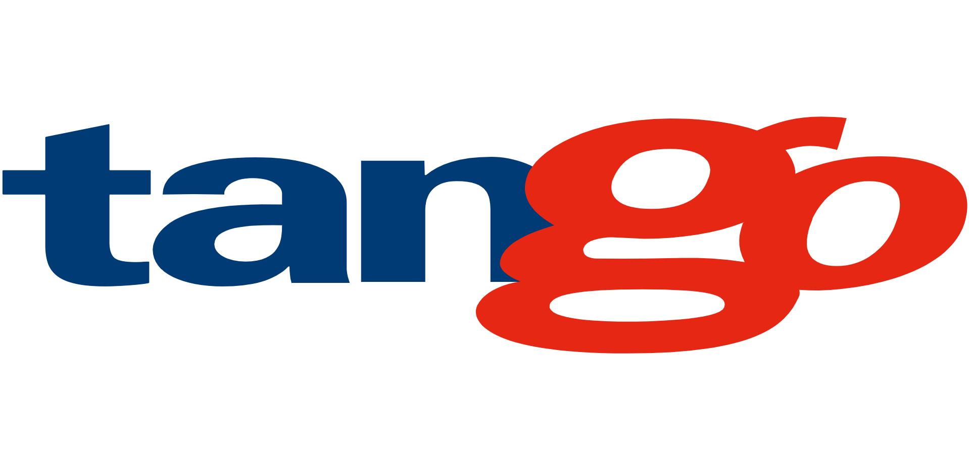 Charge card logo of Tango Electric