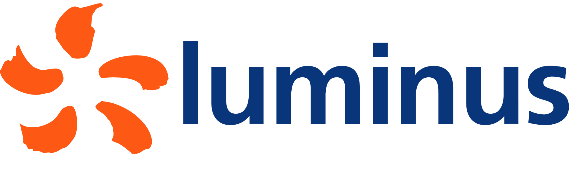 Charge card logo of Luminus