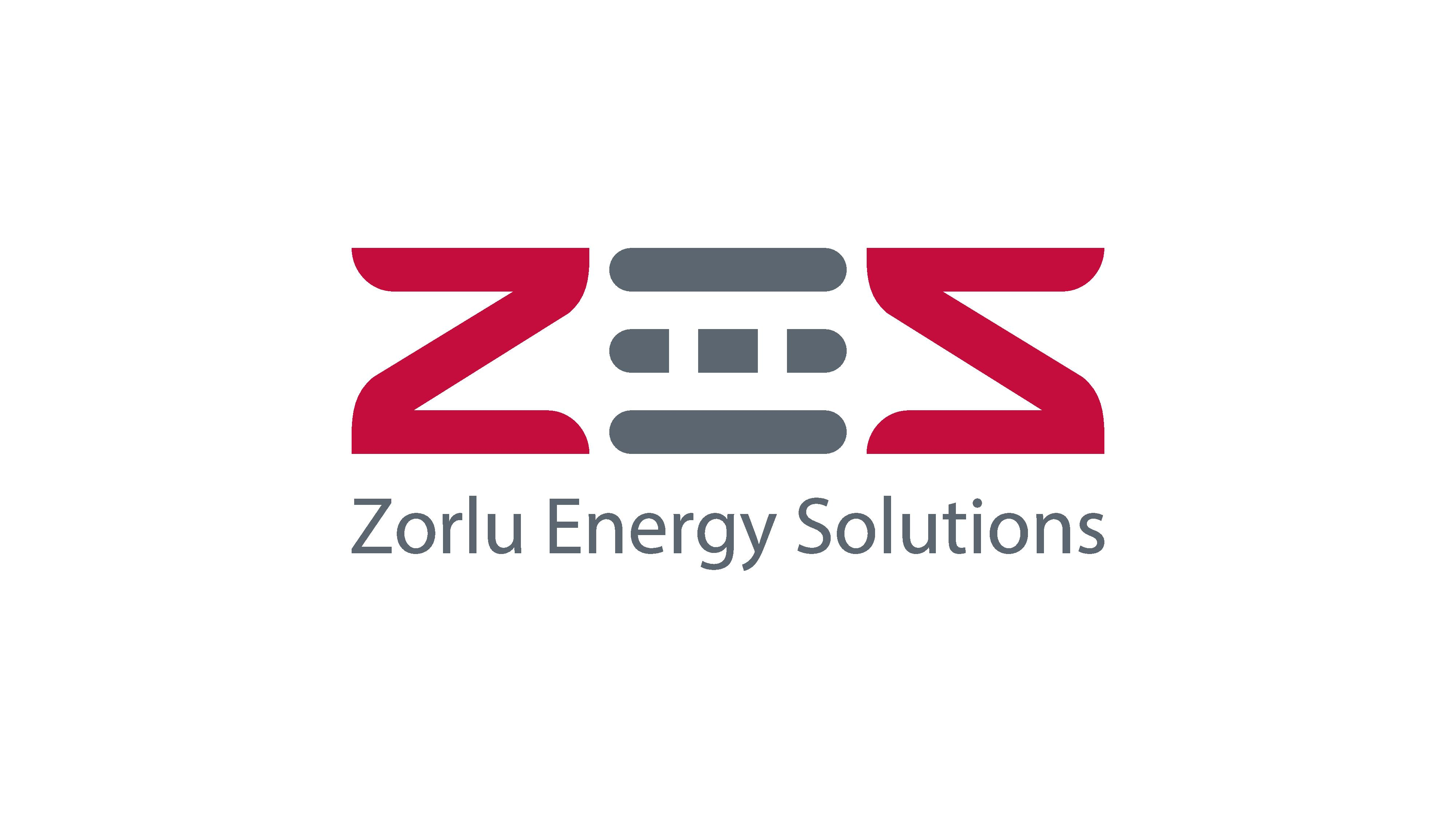 Charge card logo of Zorlu Energy Solutions (ZES)