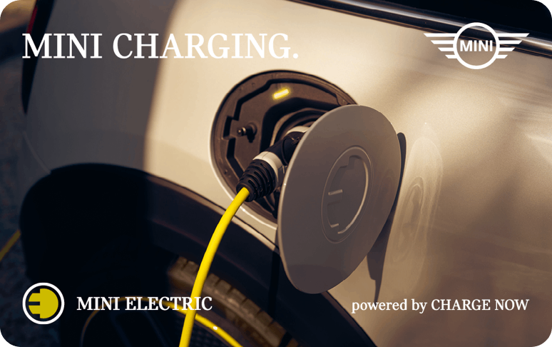 Charge card logo of Mini Electric