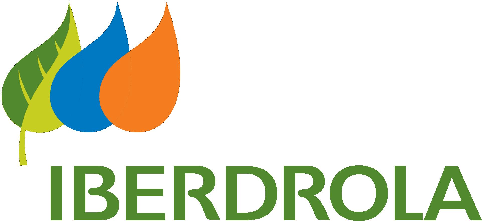 Charge card logo of Iberdrola