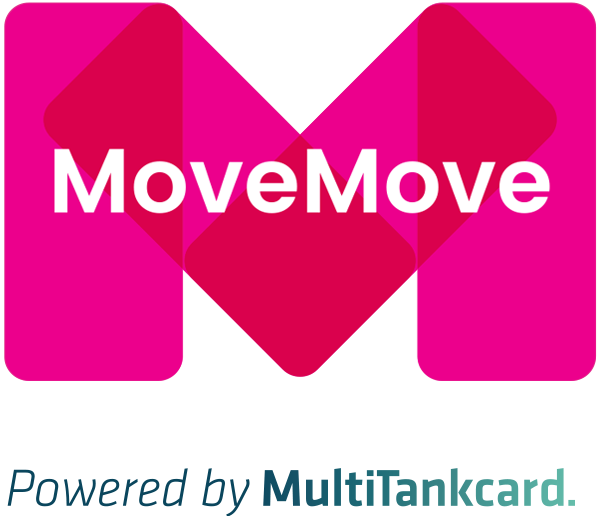Charge card logo of MoveMove