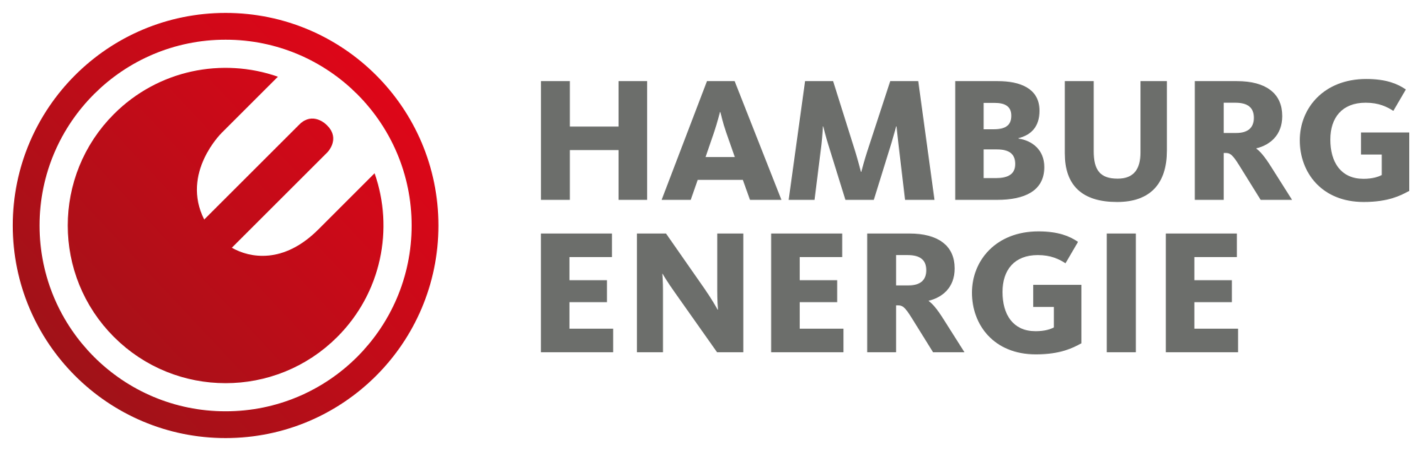 Charge card logo of Hamburg Energie
