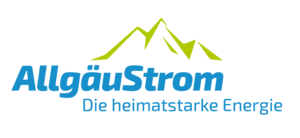 Charge card logo of AllgäuStrom Mobil