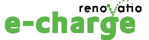 Charge card logo of Renovatio E-Charge