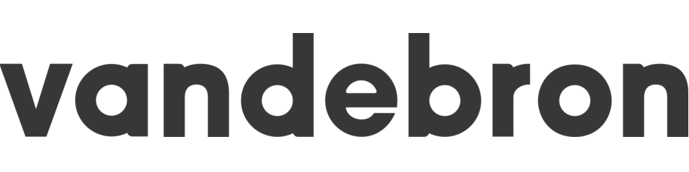 Charge card logo of Vandebron