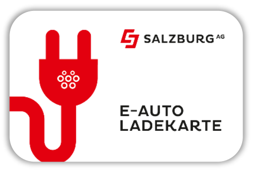 Charge card logo of Electrodrive Salzburg Just Public Drivecard