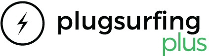 Charge card logo of Plugsurfing Plus