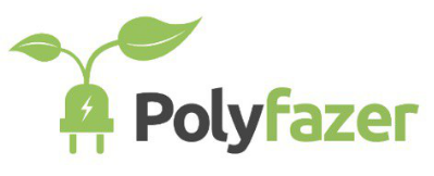 Charge card logo of Polyfazer
