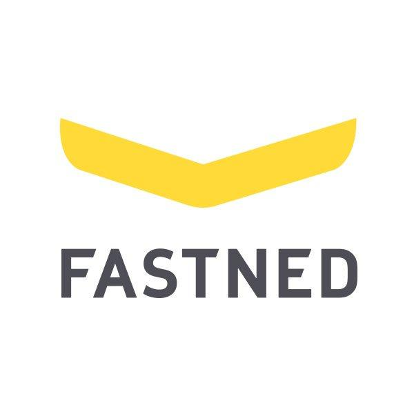 Charge card logo of Fastned  Gold Member