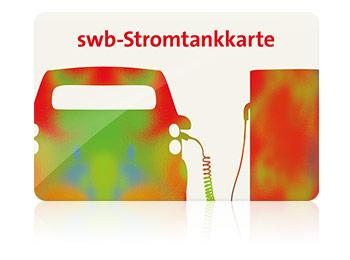 Charge card logo of SW Bremen