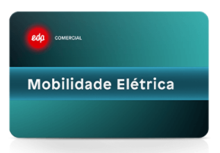 Charge card logo of Mobilidade Eléctrica (EDP)