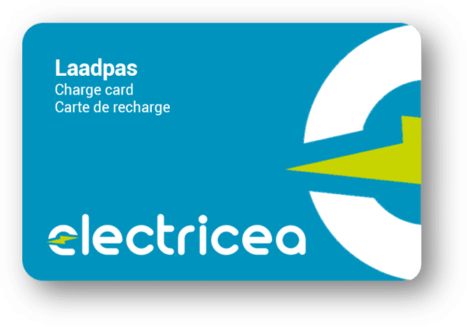 Charge card logo of Electricea
