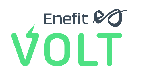 Charge card logo of Enefitvolt