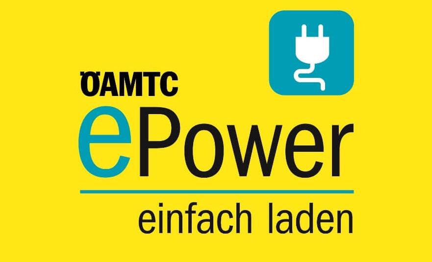 Charge card logo of ÖAMTC ePower