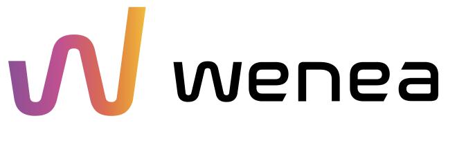 Charge card logo of Wenea