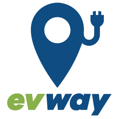 Charge card logo of EVWay