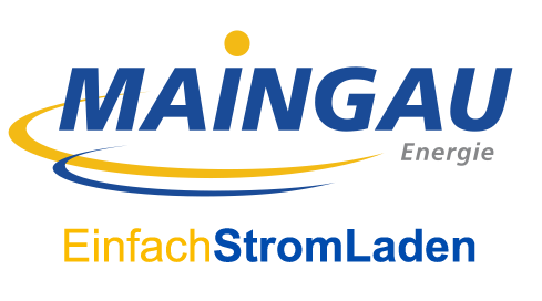 Charge card logo of Maingau | Einfach Strom Laden