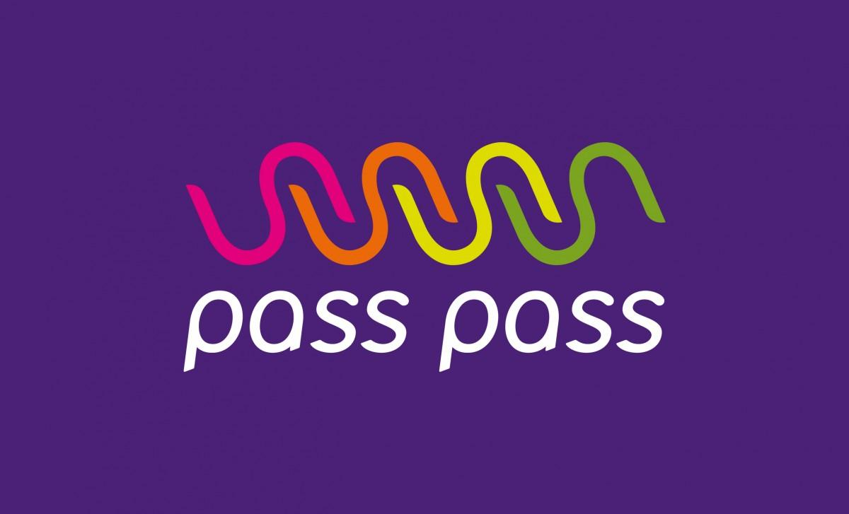 Charge card logo of Pass Pass