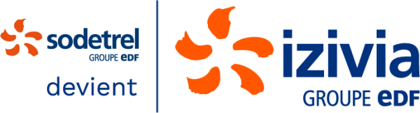 Charge card logo of Izivia Access