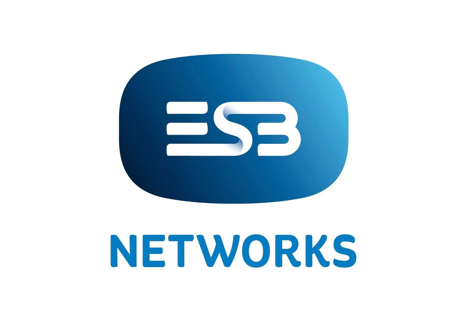 Charge card logo of ESB E-card