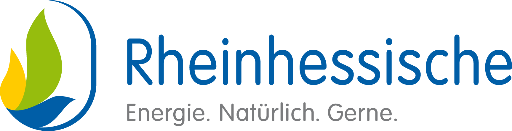 Charge card logo of Rheinhessische Ladekarte