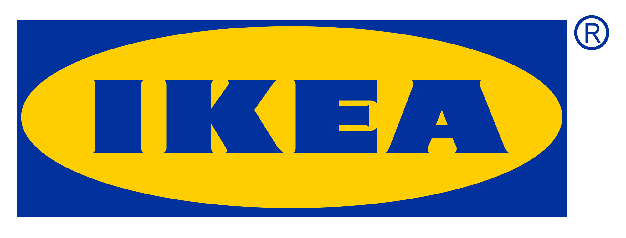 Charge card logo of IKEA