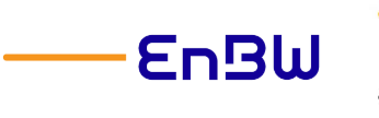 Charge card logo of EnBW Mobility+