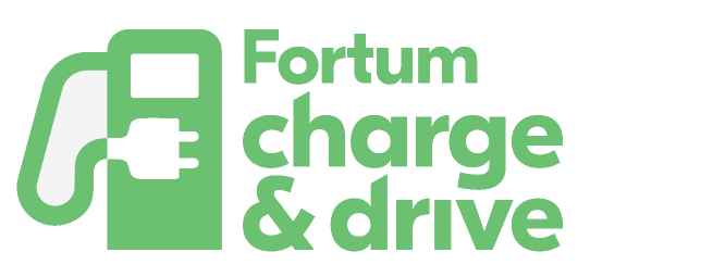 Charge card logo of Fortum Charge & Drive