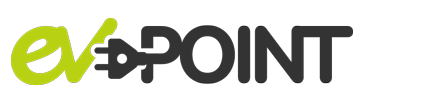 Charge card logo of EV Point