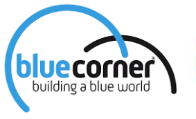 Charge card logo of Bluecorner starter