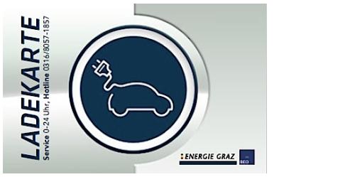 Charge card logo of Graz (Beö)