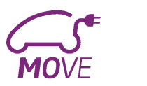 Charge card logo of MOVE Light