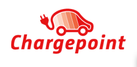 Charge card logo of Chargepoint