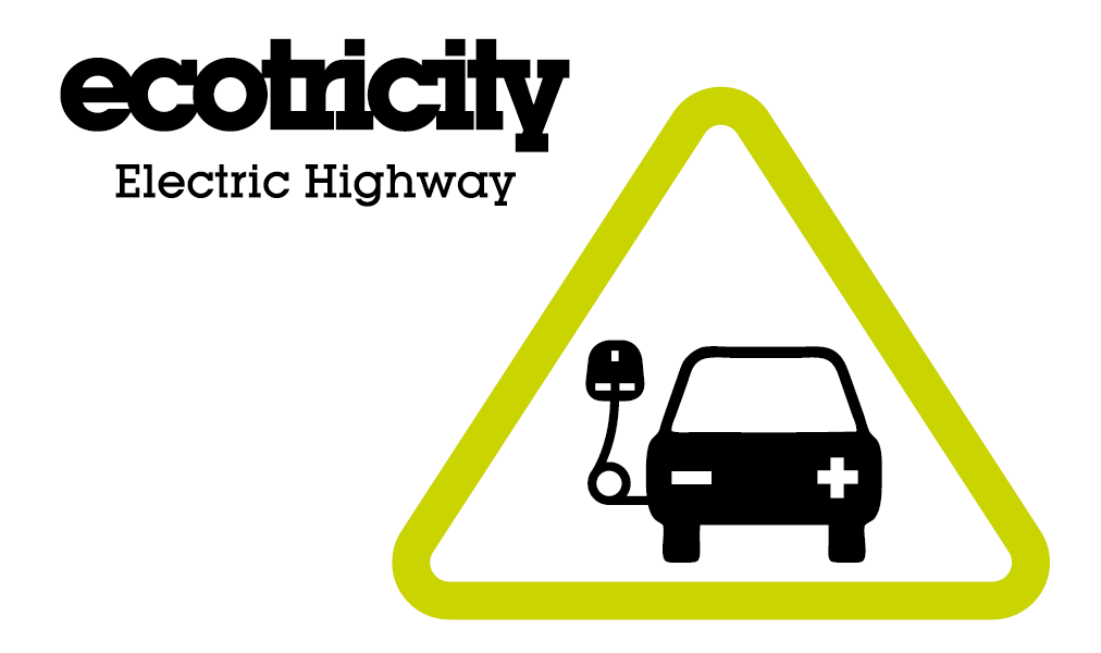 Charge card logo of Ecotricity